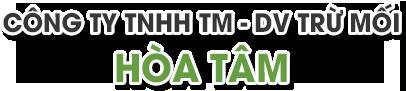 CÔNG TY TNHH TM - DV TRỪ MỐI HÒA TÂM