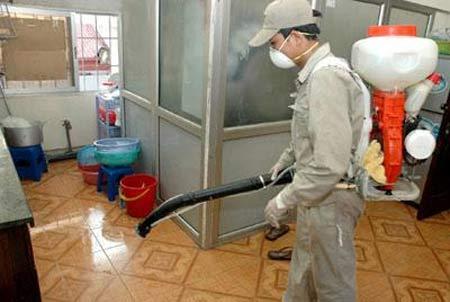 Phương pháp diệt côn trùng không độc chất
