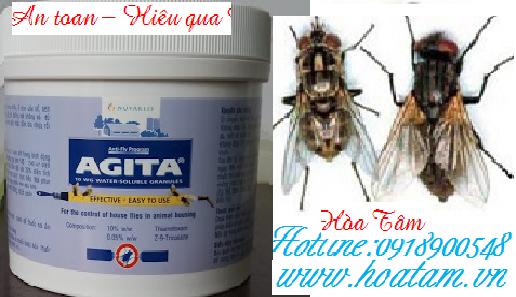 Thuốc Diệt Ruồi AGITA 10WG thế hệ mới
