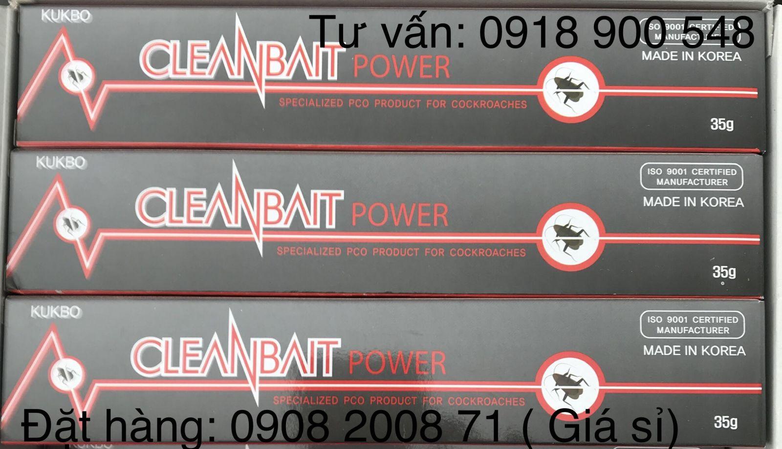 Thuốc Diệt Gián Đức Cleanbait Power