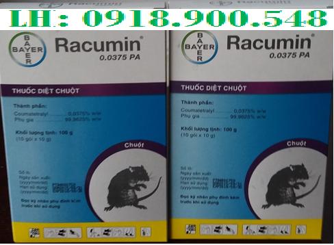Thuốc diệt chuột Racumin 0.75 TP